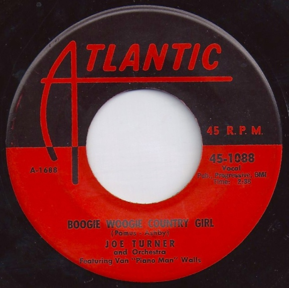 joe turner boogie woogie country girl 45