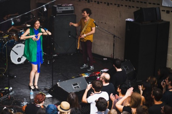 chairlift 2012