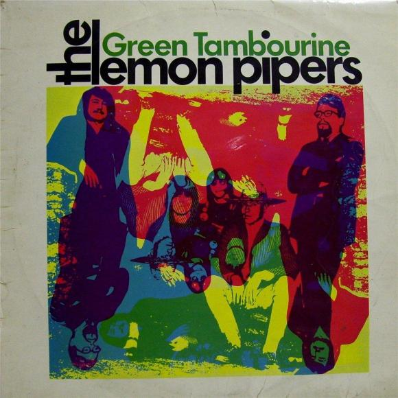 lemon pipers green tambourine