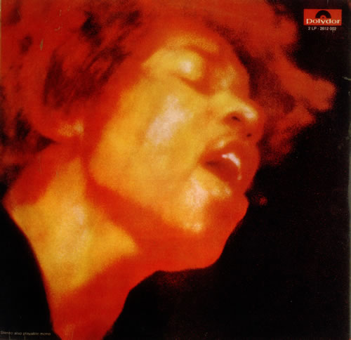Hendrix, Jimi - Electric Ladyland (Vinyl, LP, Album) at ... |Electric Ladyland Album Cover