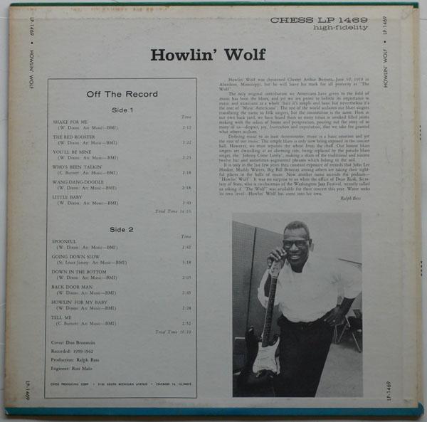 Howlin Wolf Wang Dang Doodle
