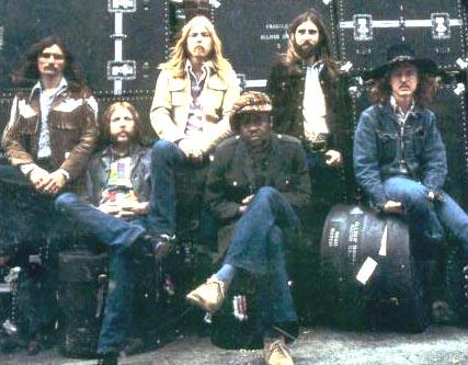 allman brothers 1972
