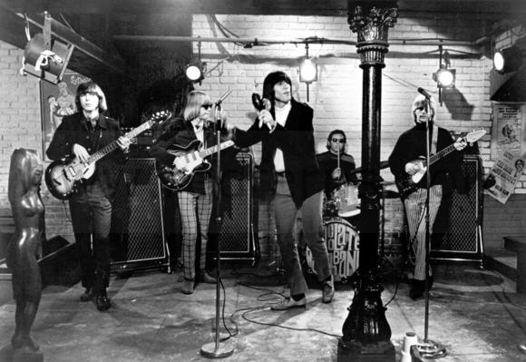 chocolate watch band 1967