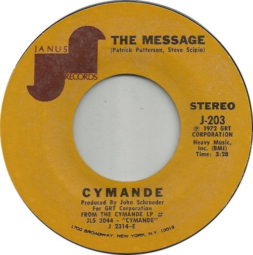 cymande-the-message