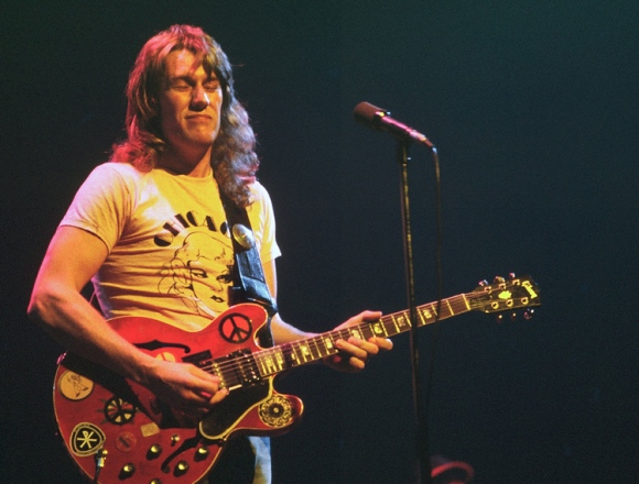 Alvin-Lee rock and roll