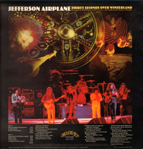 jefferson airplane 1973