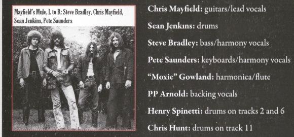 mayfield's mule 1969