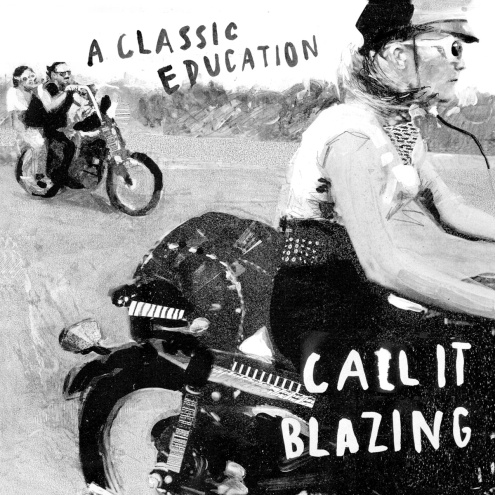 a classic education call it blazing