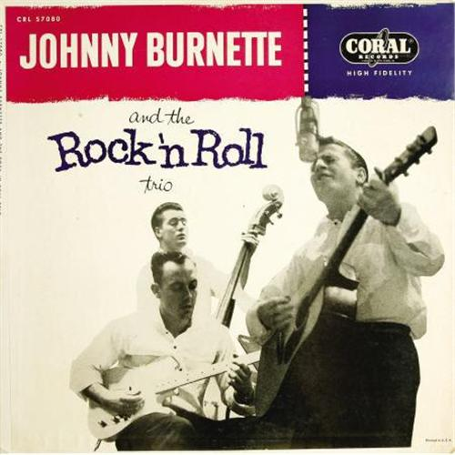 johnny burnette and the rock 'n roll trio honey hush