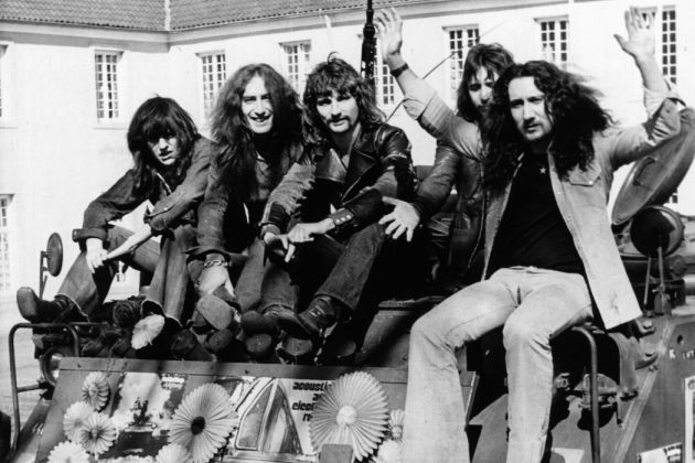 Lady In Black Uriah Heep 1971 The Hi Fi Phono Room
