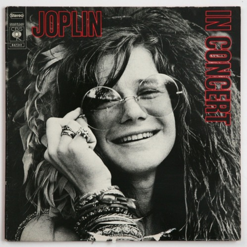 janis joplin all is loneliness in concert